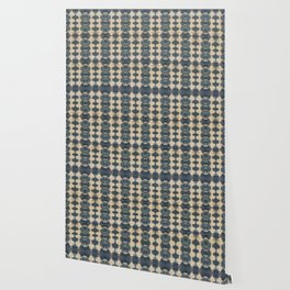 Natural Shibori Wallpaper