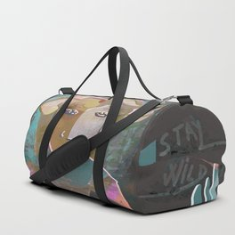 Stay Wild Duffle Bag