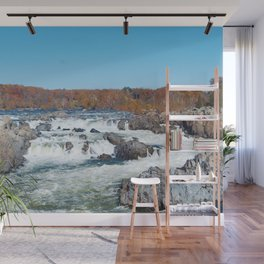 Great Falls Virginia Wall Mural