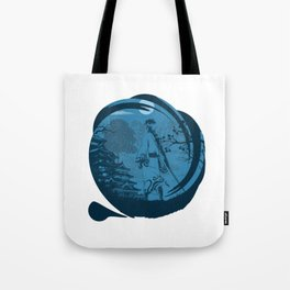 Gin Circle Tote Bag