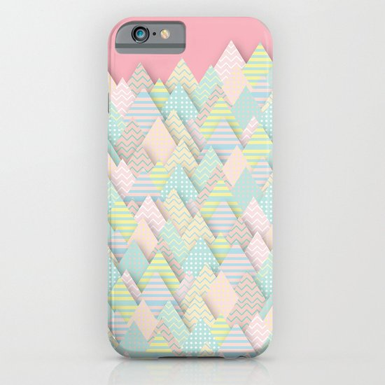 Forest Pastel iPhone & iPod Case