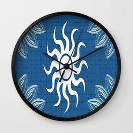 Winter Sun... Wall Clock