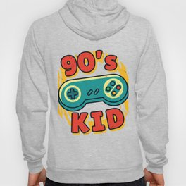 Retro 90s Kid T-Shirt Hoody