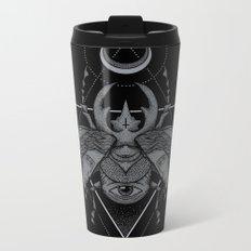 Occult Beetle Metal Travel Mug