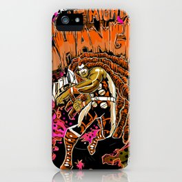 THE MIGHTY SHANGO iPhone Case
