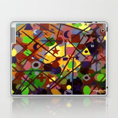 Shapes and colors Laptop & iPad Skin