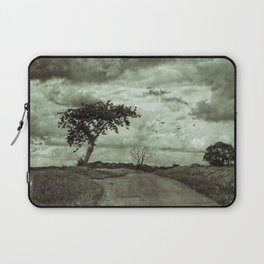 The Lonely Road Laptop Sleeve