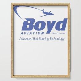 Boyd Aviation Serving Tray