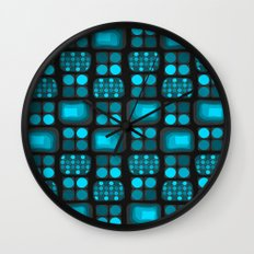 It Is What It Is 2 Wall Clock