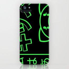Weeknd Kiss Land Japanese Artwork iPhone Case