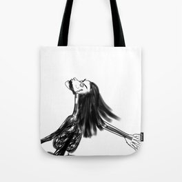 drunk girls Tote Bag