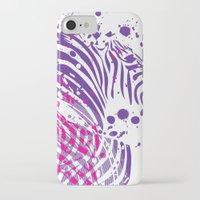 deadmau5 iPhone & iPod Cases featuring Zebra Vinyl by Sitchko Igor