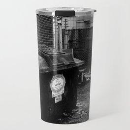 A Kidnapping Travel Mug