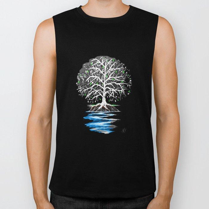 Tree of Life Biker Tank