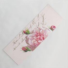 Paris Rose Yoga Mat