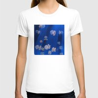 jellyfish T-shirts featuring jellyfish by shennyche