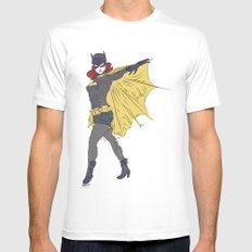 Batgirl [ Alt ] #1 Mens Fitted Tee SMALL White