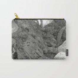 old olive tree Carry-All Pouch