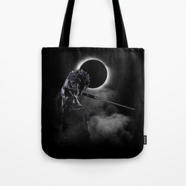 Loyal Wolf Tote Bag