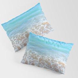 Lahaina Blue Pillow Sham