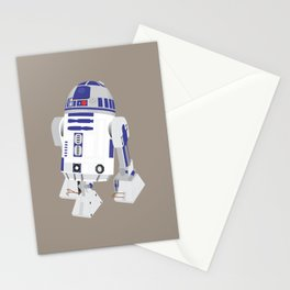 R2-D2 (Vector Art) Stationery Cards