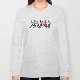 Away Mission: The Original Series Long Sleeve T-shirt