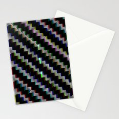 Pixel Bend Stationery Cards
