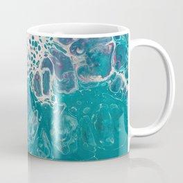 Frothy Shore Coffee Mug