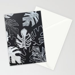 Monstera Mash Stationery Cards
