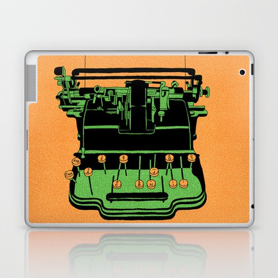 """An Object"" by Steven Fiche Laptop & iPad Skin"