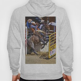 The Release - Rodeo Bronco Riding Hoody