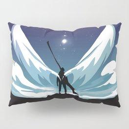 One Against All Pillow Sham