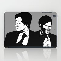 true detective iPad Cases featuring True Detective by oslacrimale