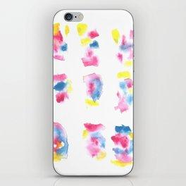 160122 Summer Sydney 2015-16 Watercolor #25 iPhone Skin
