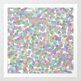 Crystalized 03 Art Print