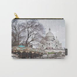 Paris, Montmartre Carry-All Pouch