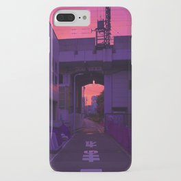 Tokyo Sunset's Gate iPhone Case