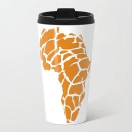 GiraffAfrica Travel Mug