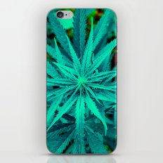 Twisted Frosty Weed iPhone & iPod Skin