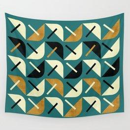 MCM Shroom Wall Tapestry