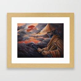 Duty Framed Art Print
