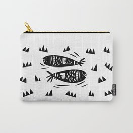 Fish Power Carry-All Pouch