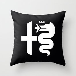 Alfa Throw Pillow