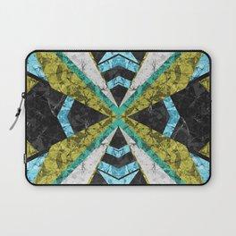 Marble Geometric Background G442 Laptop Sleeve