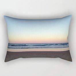 Beach,sunset Rectangular Pillow
