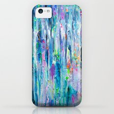 Silver Rain Slim Case iPhone 5c