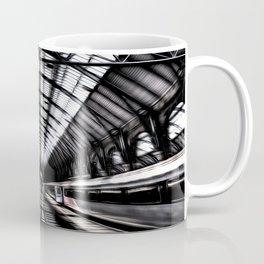 Art Of Kings Cross Station Coffee Mug
