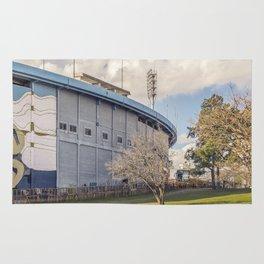 Centenario Stadium Facade, Montevideo - Uruguay Rug