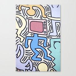 Tuttomondo Canvas Print