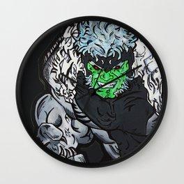 Hulkbuster Sabertooth Wall Clock